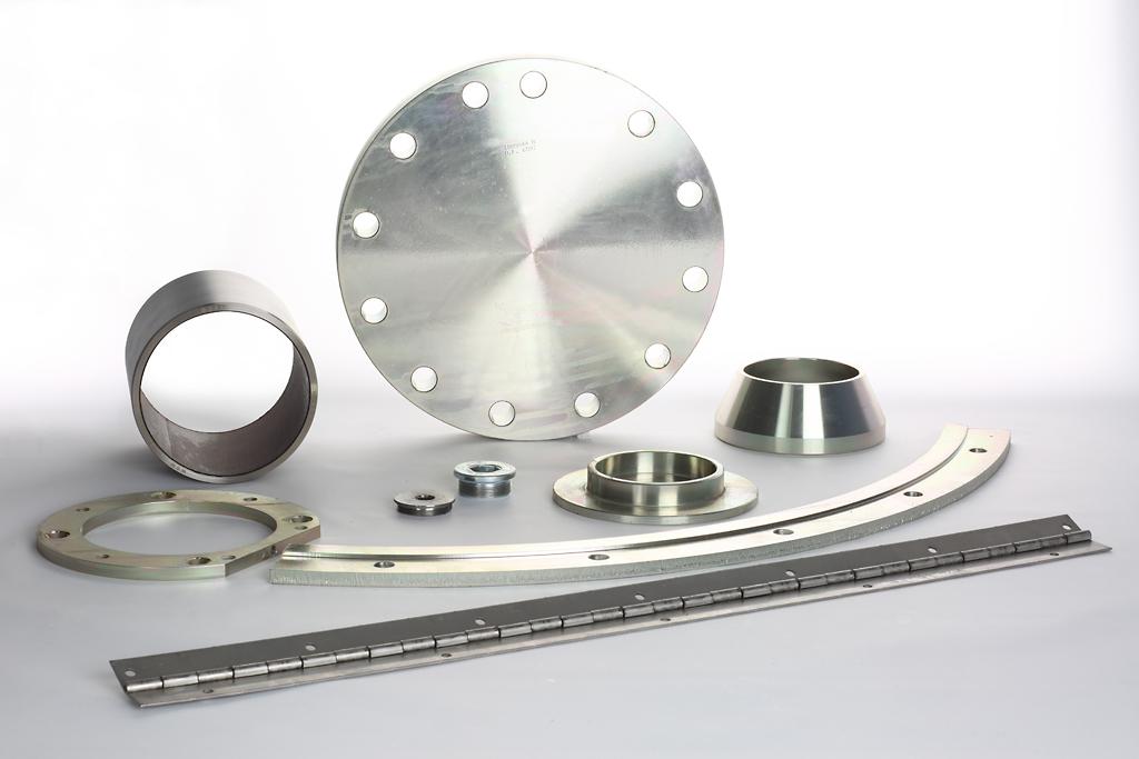 Mecanización, estampación y decoletaje de piezas bajo plano.