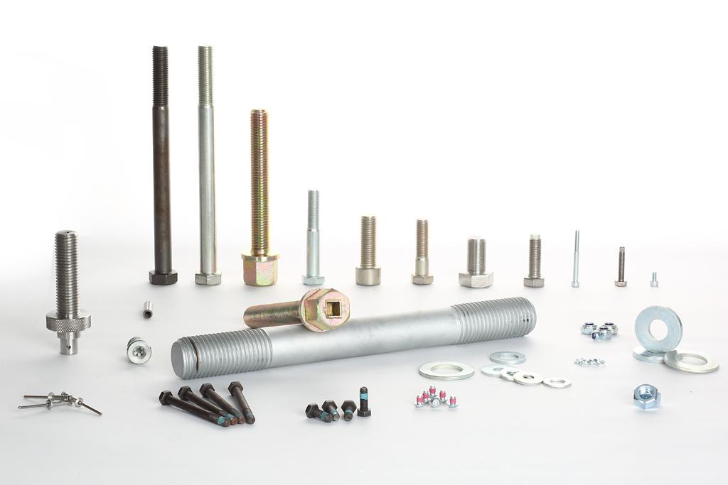 Tornillería estándar, especial y sistemas de fijación.